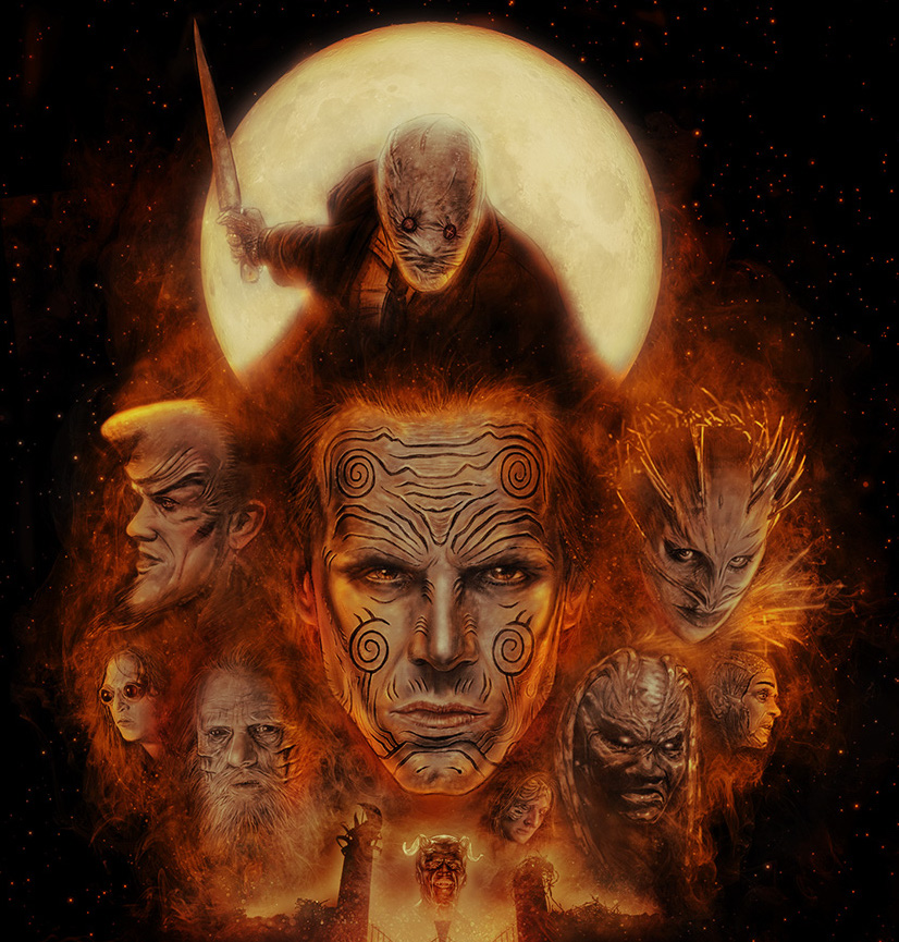 The Arrow Video Treatment to Clive Barker's NIGHTBREED