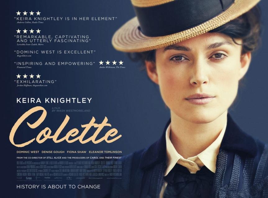 COLETTE : Kusurlu Bir DönemFilmi