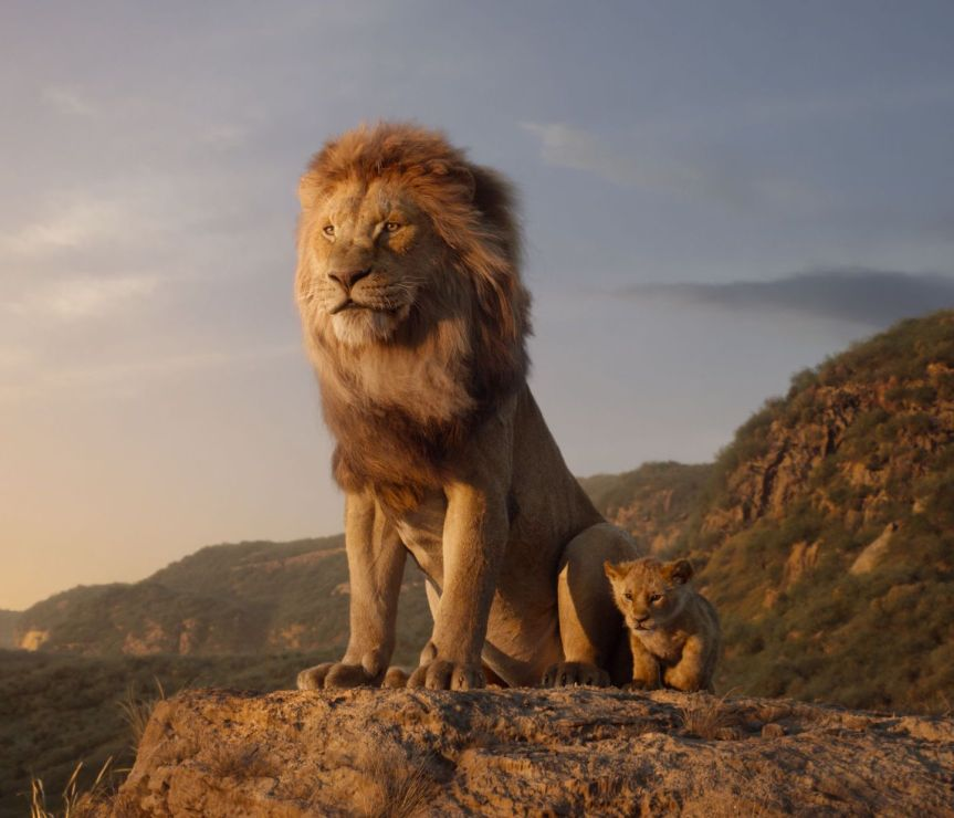 THE LION KING: Animasyon Dünyasında DevirTeslim