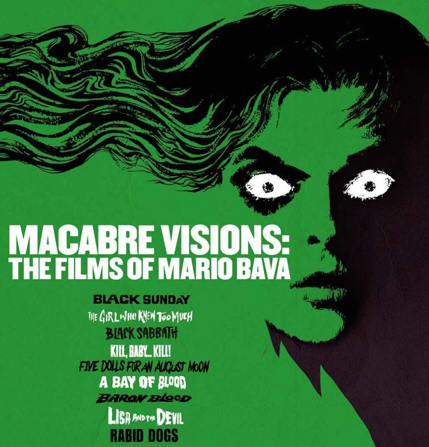 ARROW VIDEO'dan Muhteşem MARIO BAVASeti!