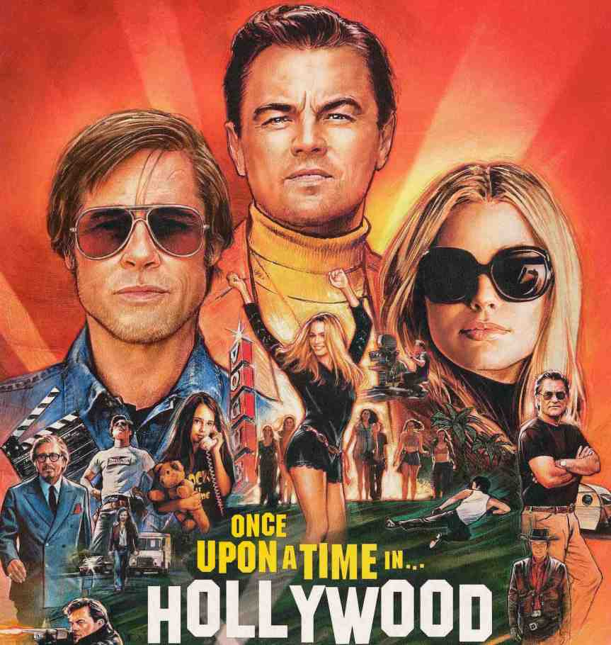 Once Upon A Time In Hollywood 23 Ağustos'ta Sinemalarda!
