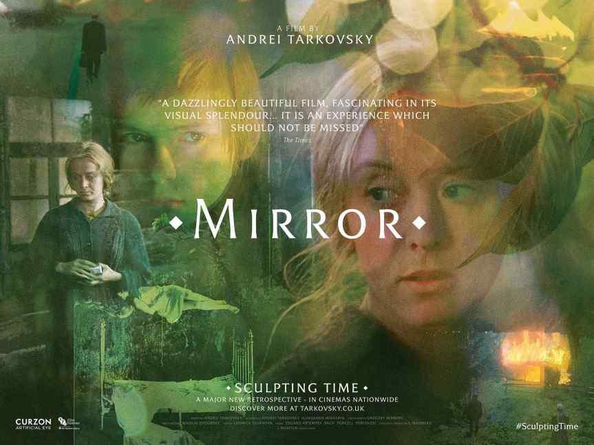 Tarkovski'nin MIRROR Filminde Zaman, Mekân  ve DilKullanımı
