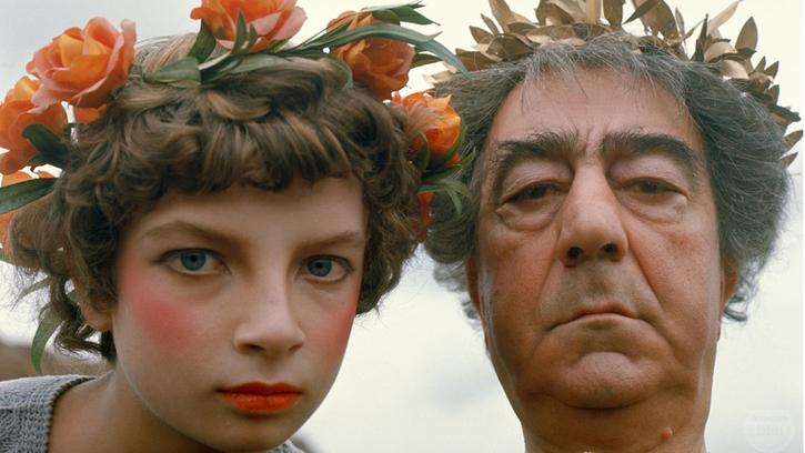 SATYRICON: Fellini'ye Özgü Düşlemsel BirDünya